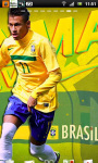 Neymar Live Wallpaper 1 screenshot 3/3