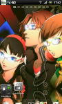 Persona 4 Live Wallpaper 4 screenshot 2/3