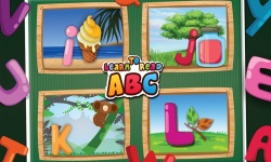 Learn To Read ABC For Kids screenshot 3/5