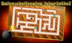 Bomber Ball Maze screenshot 1/4