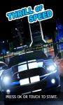 Thrill Of Speed screenshot 1/3