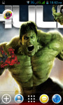 Hulk Live Wallpapers screenshot 2/4