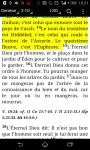 Bible Segond  screenshot 1/3