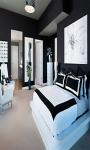 Black and White Bedroom Ideas free screenshot 1/3