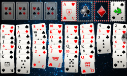 Ultimate FreeCell Solitaire screenshot 3/6