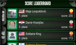 Ultimate FreeCell Solitaire screenshot 5/6
