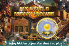 Uncle Messy Home Hidden Object screenshot 1/3