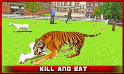 Angry Tiger in Crazy City screenshot 3/4