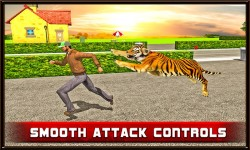 Angry Tiger in Crazy City screenshot 4/4