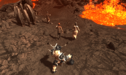 Darkness Warlord Simulation 3D screenshot 5/6