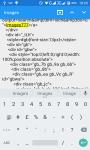HTML/CSS Website Inspector screenshot 1/4