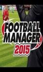 Football Manager Handheld 2015_fre screenshot 1/3