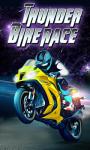THUNDER BIKE RACE screenshot 1/1