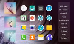 CM12 1 Galaxy S6 overall screenshot 5/6