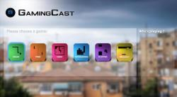 GamingCast for Chromecast real screenshot 1/6