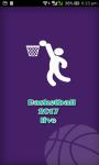 Basket Ball 2016-2017 Live screenshot 1/6