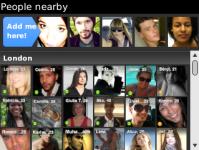 Badoo for Blackberry screenshot 4/5