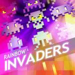 Rainbow Invaders Lite screenshot 1/2