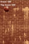 Juggle Basketball screenshot 2/2