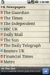 UK Newspapers screenshot 1/1