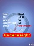 BMI Calculator Free screenshot 3/5