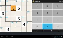 Holoken Mathdoku screenshot 4/6