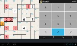 Holoken Mathdoku screenshot 6/6