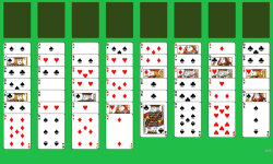Solitaire Pack Cards Game screenshot 4/5