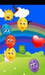 Baby Touch Balloon Pop Game screenshot 1/4