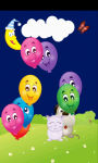 Baby Touch Balloon Pop Game screenshot 2/4