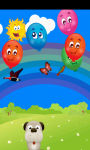 Baby Touch Balloon Pop Game screenshot 3/4