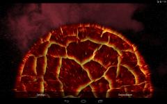 Rotating Planet Live Wallpaper screenshot 3/5