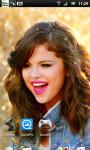 Selena Gomez Live Wallpaper 4 screenshot 1/3