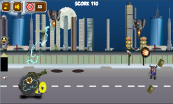 Tank Champion City screenshot 1/2