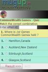 Commonwealth Games Places Quiz screenshot 3/3