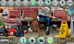 Free Hidden Object Games - Airport Terminal screenshot 3/4