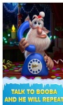 Talking Booba: Santa's Pet screenshot 1/4