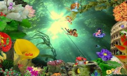 HD Underwater Live Wallpaper screenshot 4/6