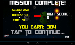 Space Bomber Special Edition screenshot 6/6
