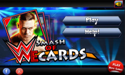 Smash of WWE cards screenshot 1/4