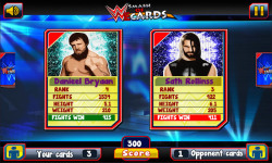 Smash of WWE cards screenshot 2/4