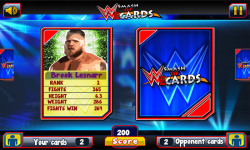 Smash of WWE cards screenshot 3/4