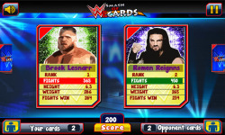 Smash of WWE cards screenshot 4/4