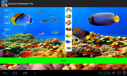 Aquarium Live Wallpapers Free screenshot 2/4