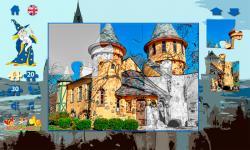 Puzzles Castles screenshot 3/6