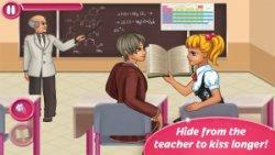 High School Love Story - Dating Challenge screenshot 3/4