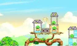Angry Birds Stella New Version screenshot 2/4