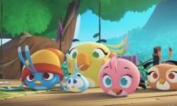Angry Birds Stella New Version screenshot 3/4