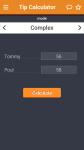 Tip Calculator App screenshot 1/3