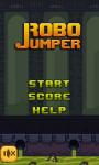 Robo Jump Free screenshot 1/4